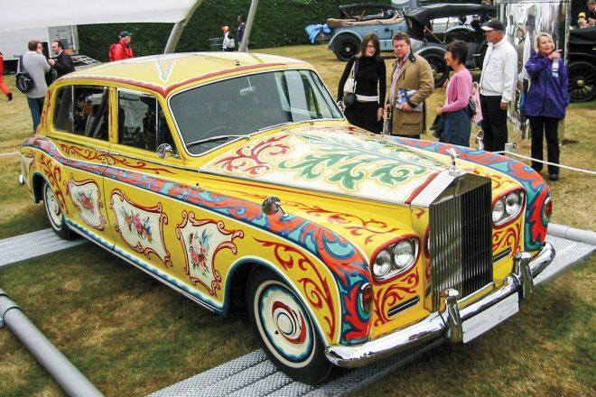 1965 Rolls Royce Phantom V