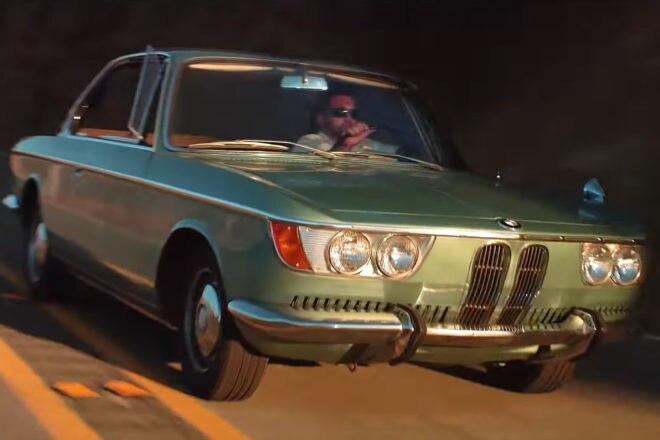 1969 BMW 2000 CA Petrolicious