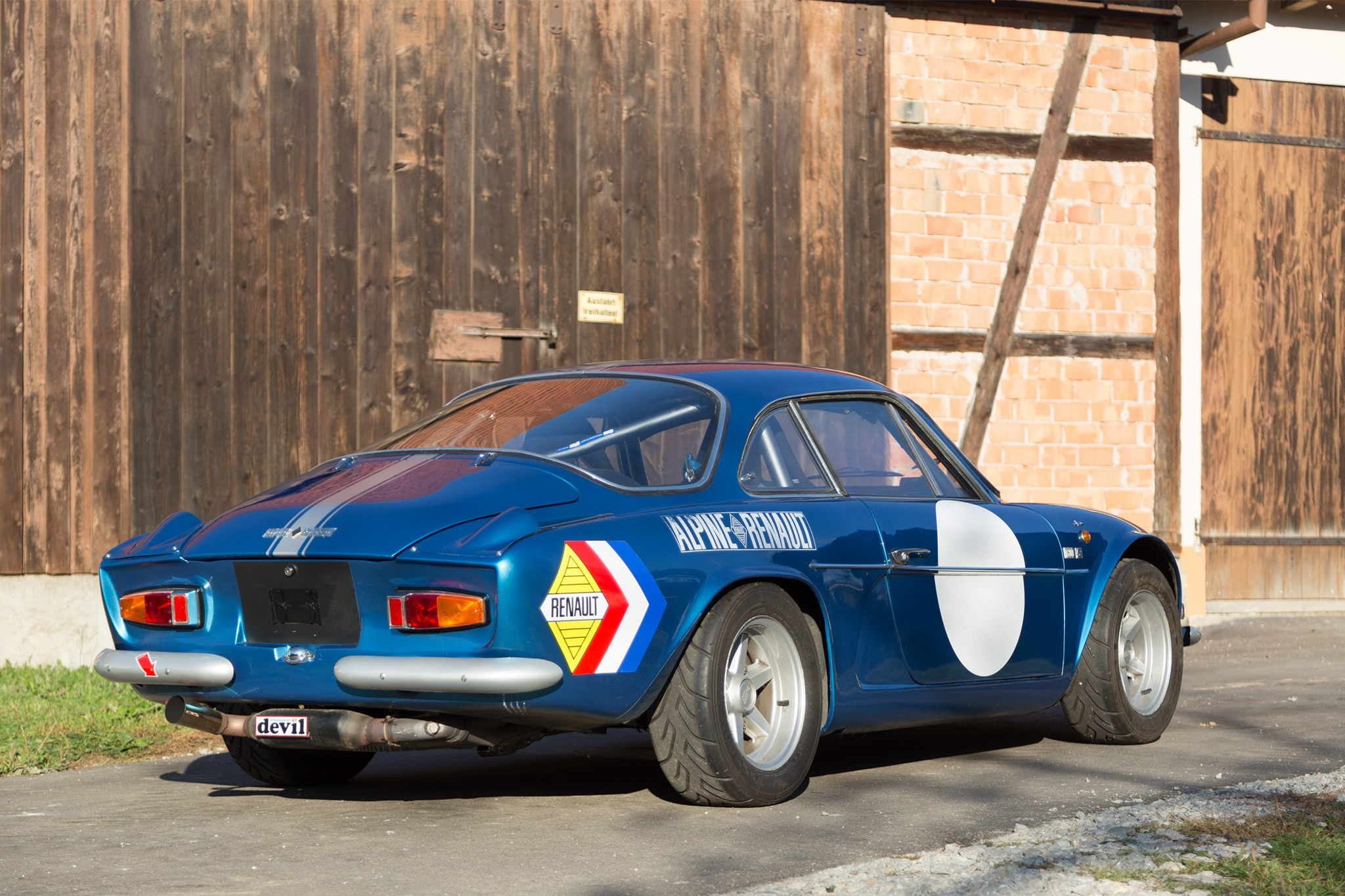 just listed 1971 renault alpine a110 is a period correct. Black Bedroom Furniture Sets. Home Design Ideas