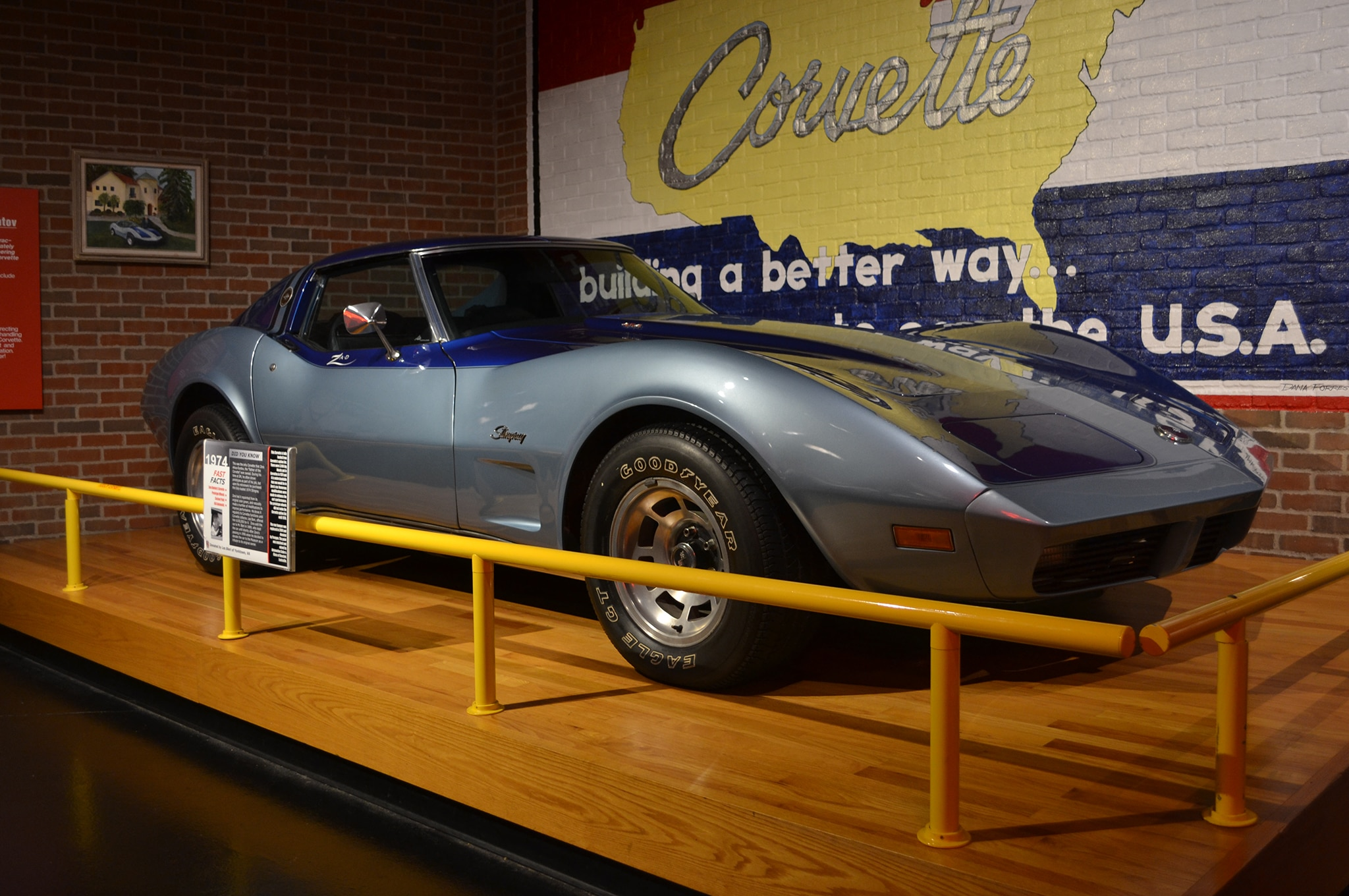 nine favorite corvettes from the national corvette museum automobile. Cars Review. Best American Auto & Cars Review