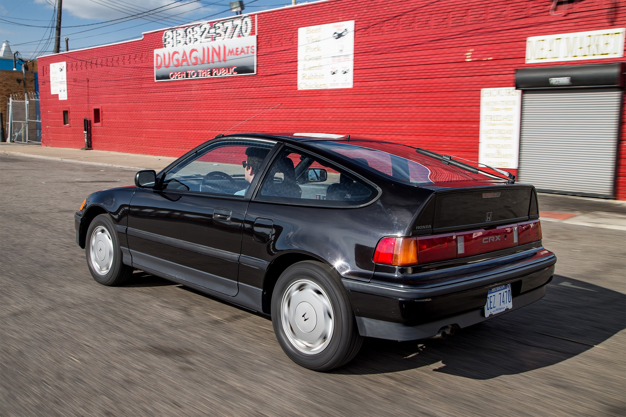 1988-1991 Honda CRX Si Collectible Classic | Automobile Magazine
