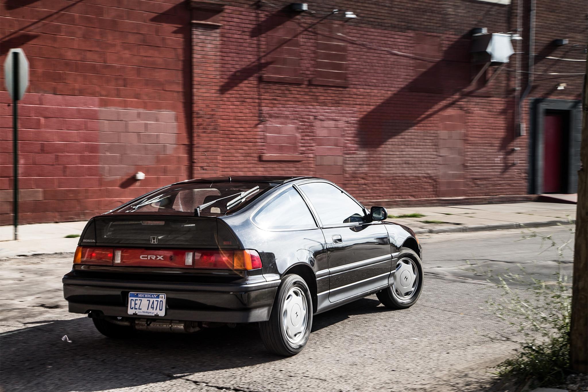 1988 1991 Honda Crx Si Collectible Classic Automobile