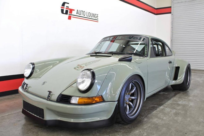 "Just Listed: 1990 Porsche 911 RWB ""Pandora One"""