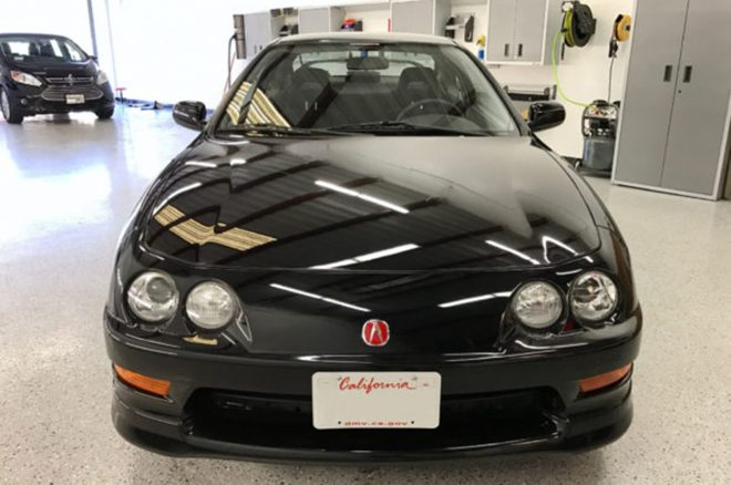 Just Listed Near Mint 2001 Acura Integra Type R