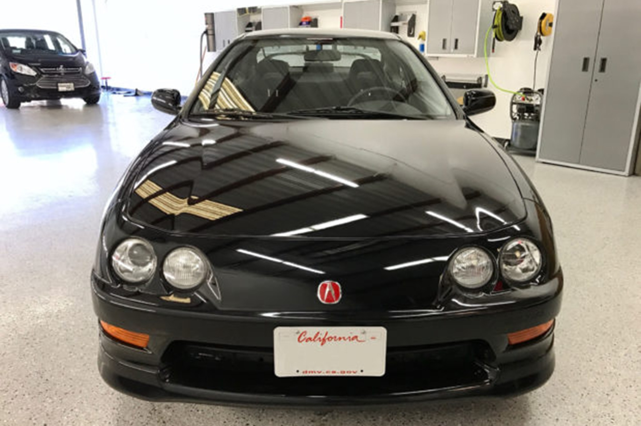 2001 Acura Integra Type R Bring A Trailer Front