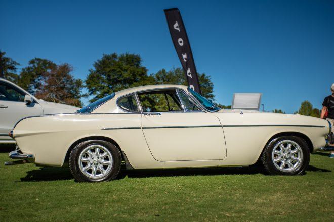 2016 Atlanta Concours 1962 Volvo P1800 01