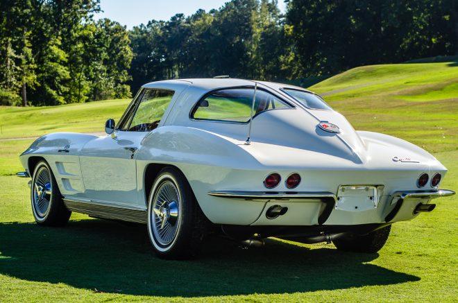 2016 Atlanta Concours 1963 Chevrolet Corvette 04