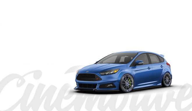 2016 Ford Cinemotive Focus ST 1