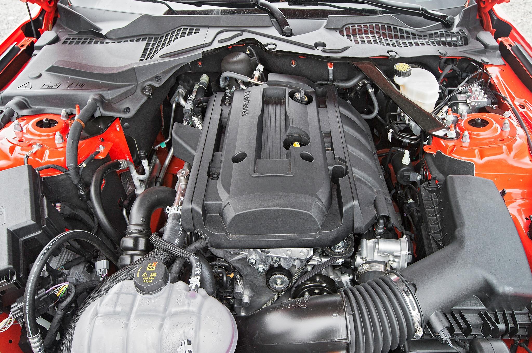 2.3-liter EcoBoost engine