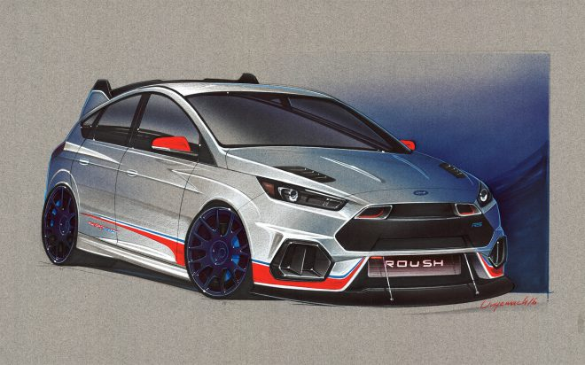 2016 Ford Roush Focus RS 1