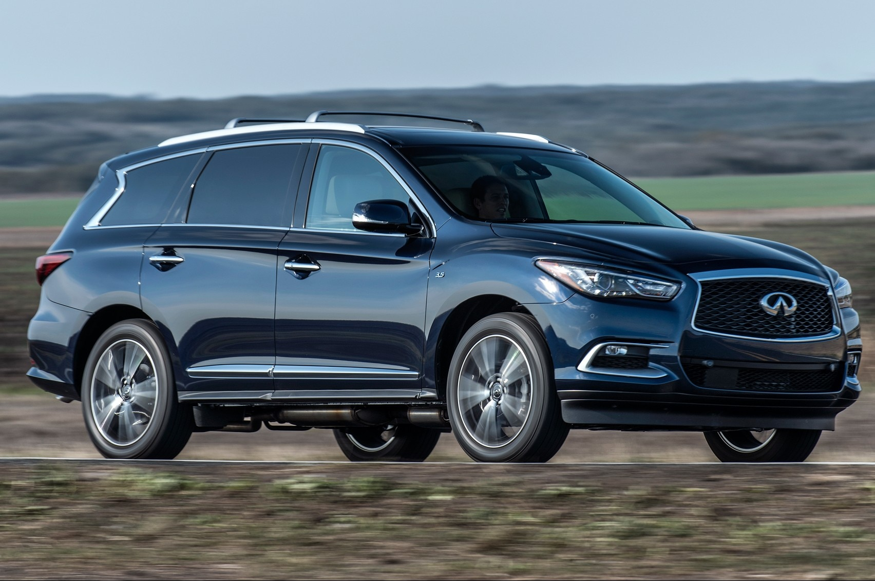 2017 infiniti qx60 receives extra 30 hp priced at 44 095 automobile magazine. Black Bedroom Furniture Sets. Home Design Ideas