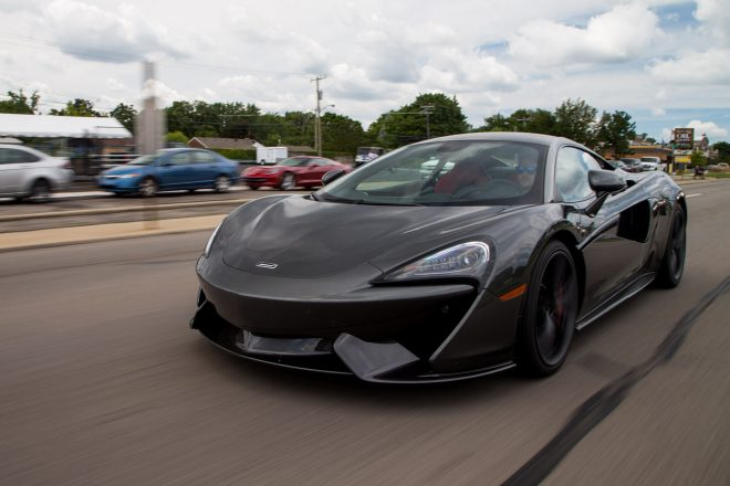 One Week With: 2016 McLaren 570S
