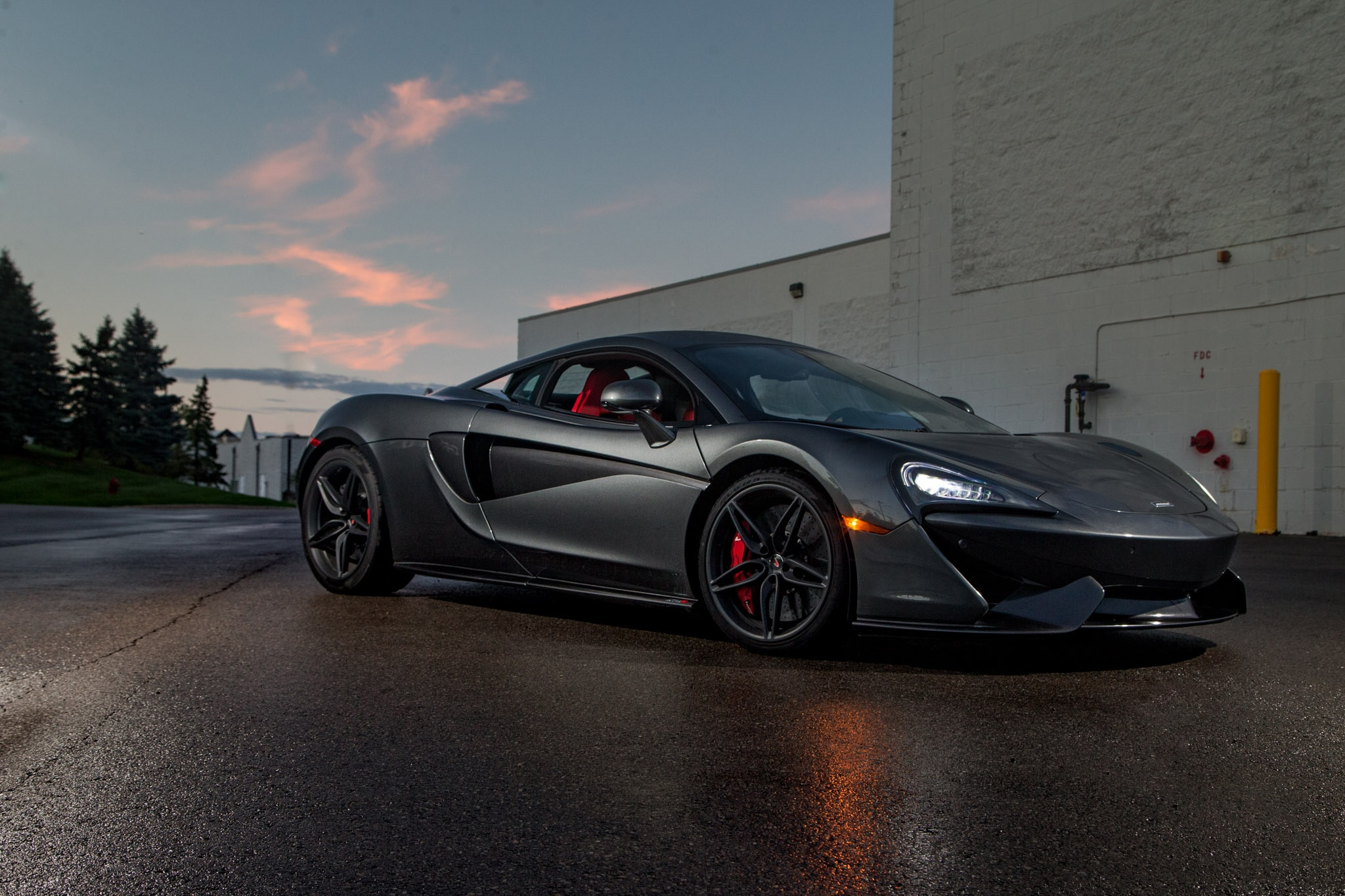 2016 McLaren 570S One Week Review