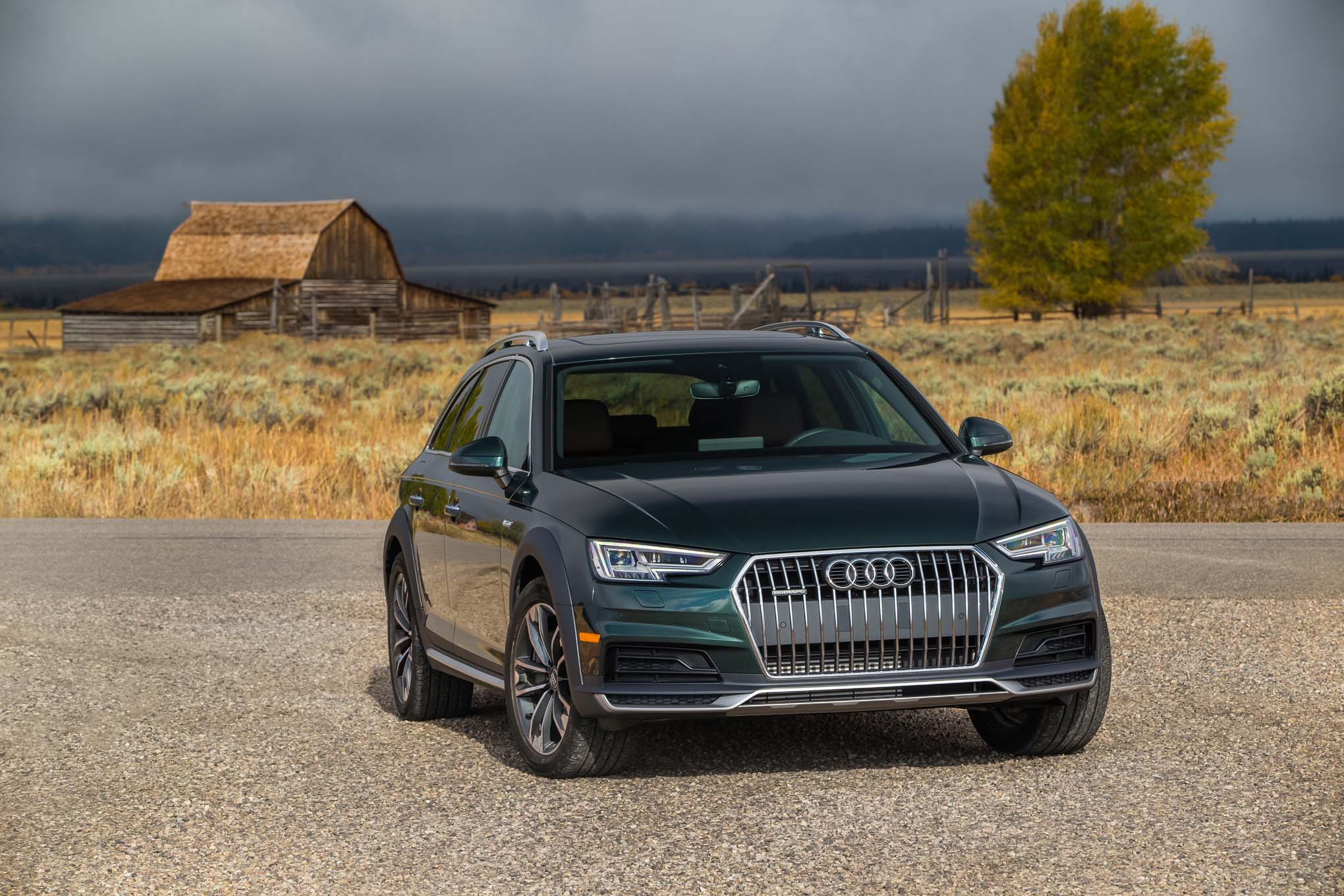 Amazing 2017 Audi A4 Allroad First Drive Review  Automobile Magazine
