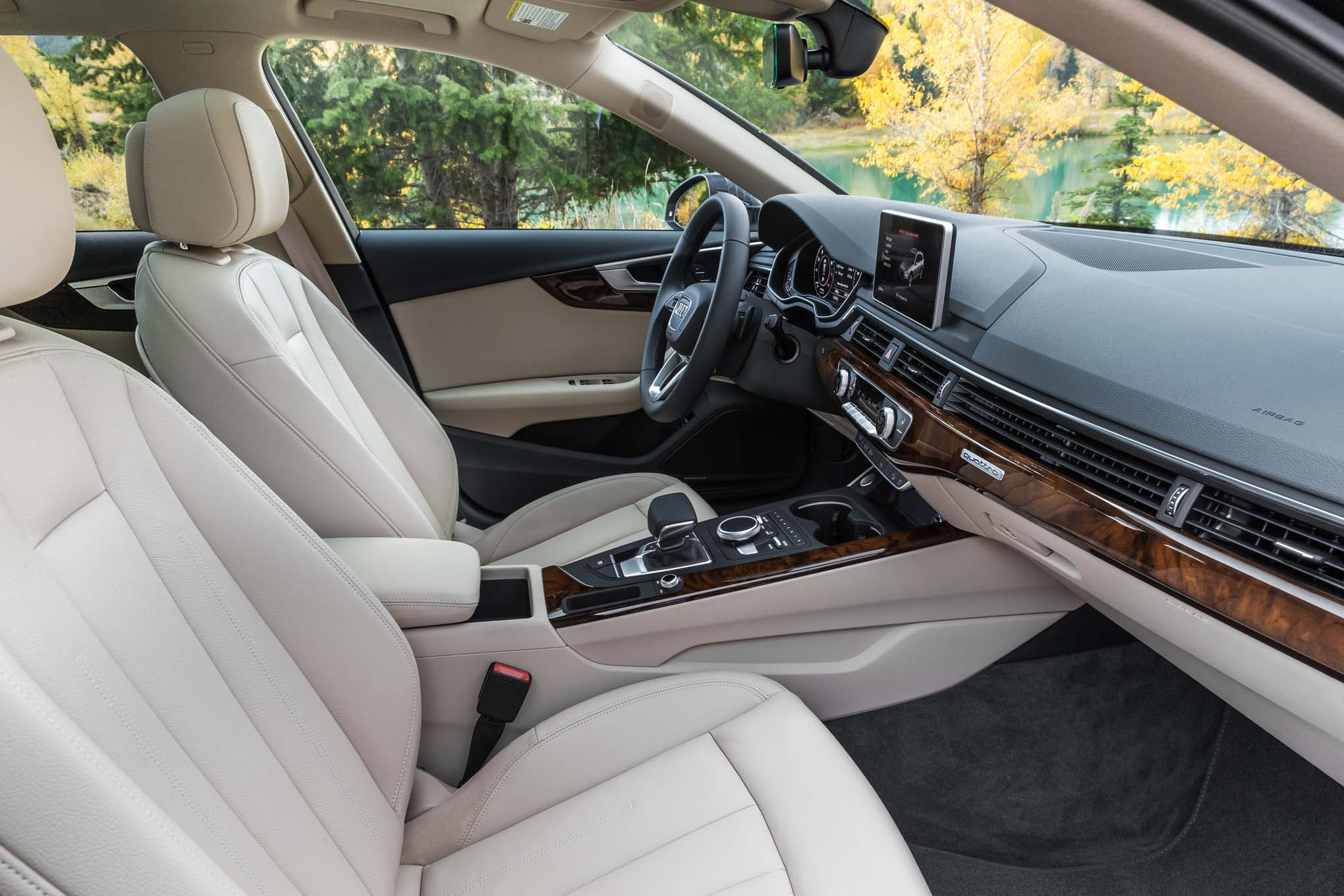 2017 Audi A4 Allroad  Interior Review  Car and Driver