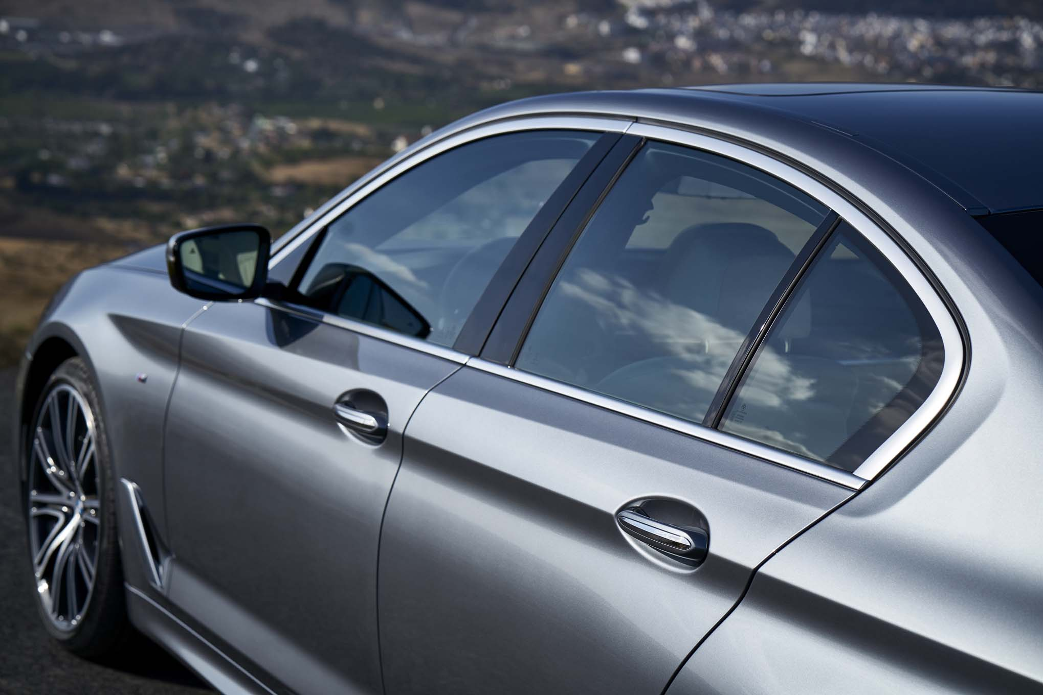 First Look BMW Series Sedan Automobile Magazine - Bmw 550i sport package