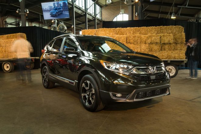 2017 Honda CR-V First Look Overview | Automobile Magazine
