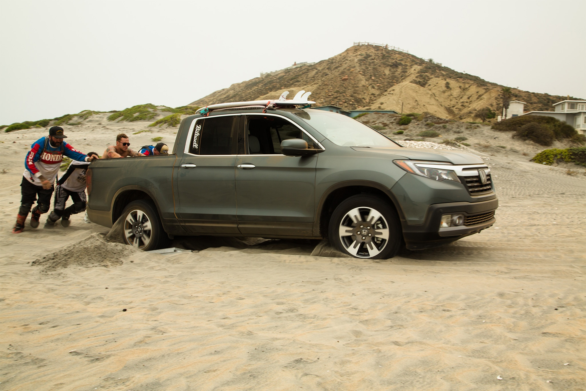2017 honda ridgeline in baja california mexico automobile magazine. Black Bedroom Furniture Sets. Home Design Ideas