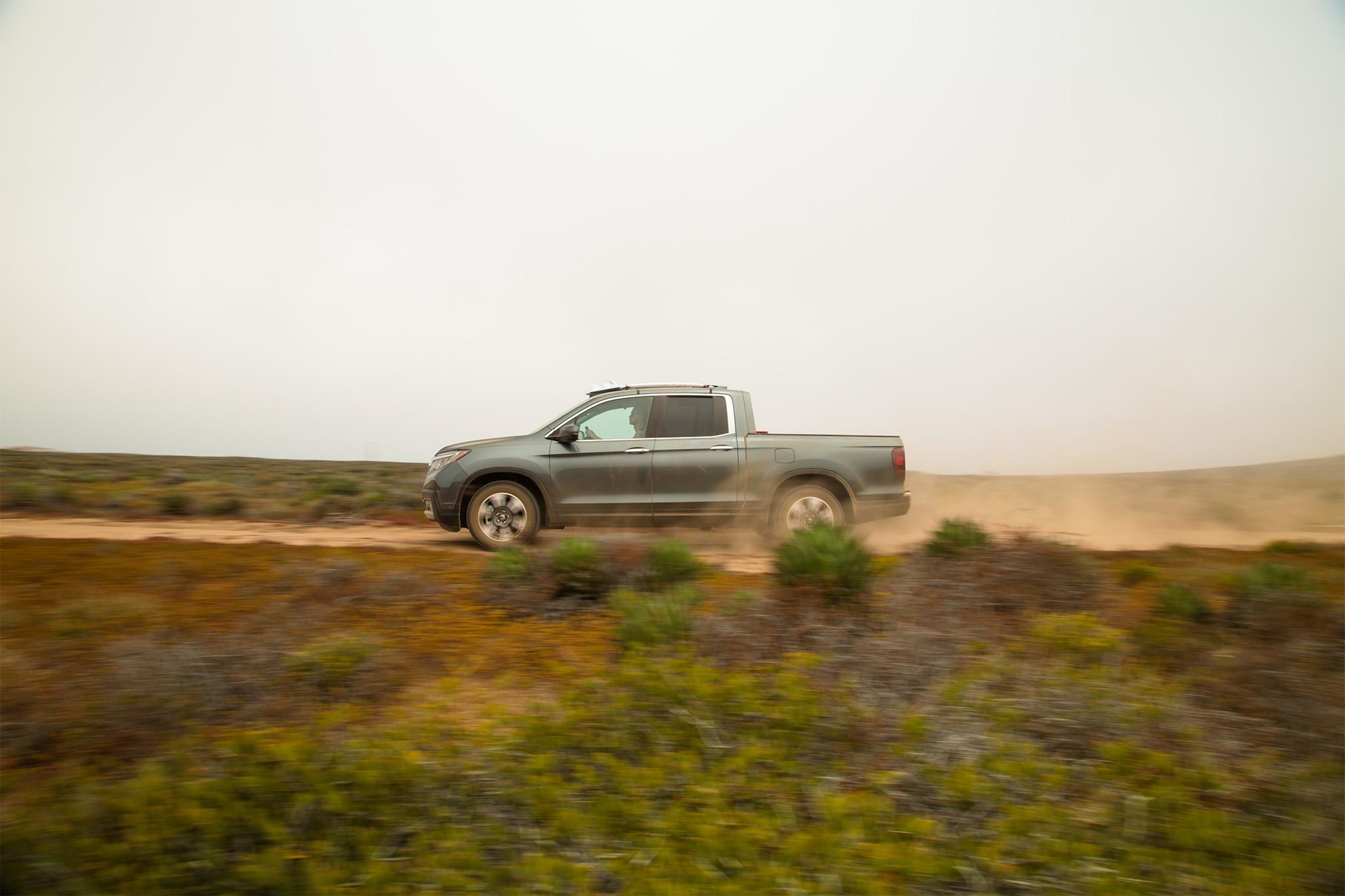 2017 Honda Ridgeline in Baja California, Mexico | Automobile Magazine