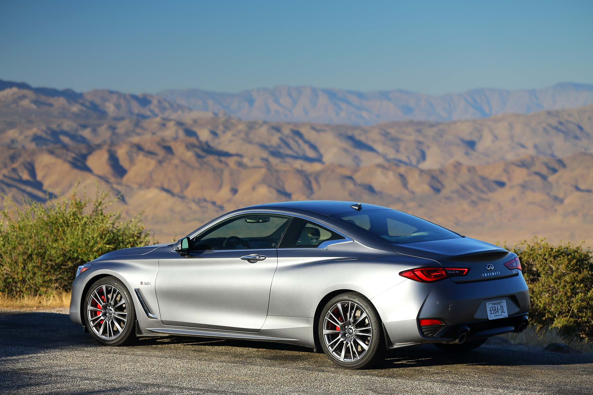 2017 Infiniti Q60 Red Sport 400 First Drive Review ...