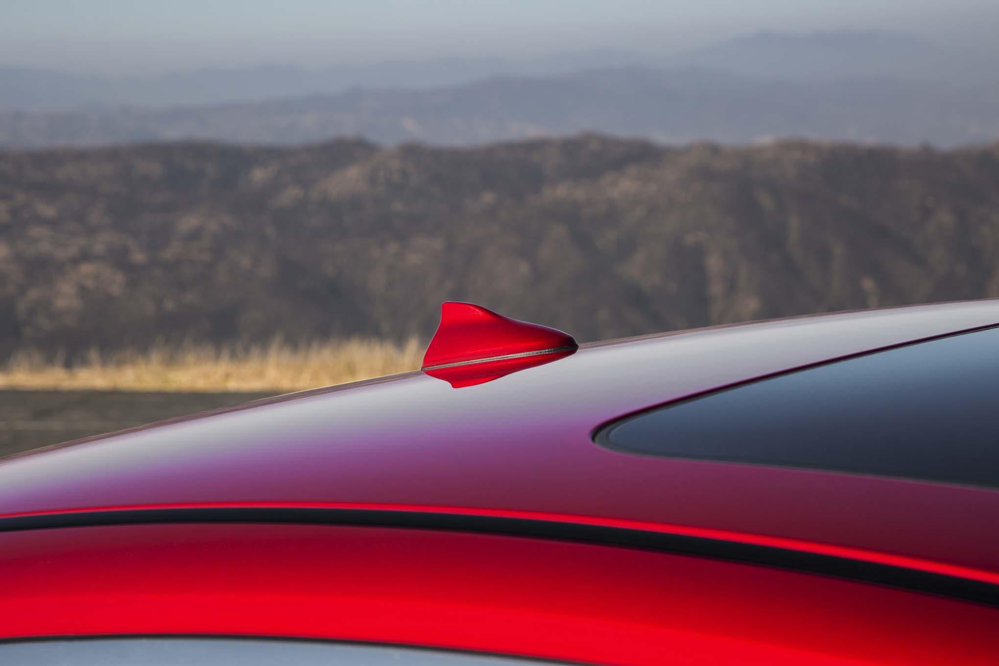 First Drive 2017 Infiniti Q60 Red Sport 400 Automobile