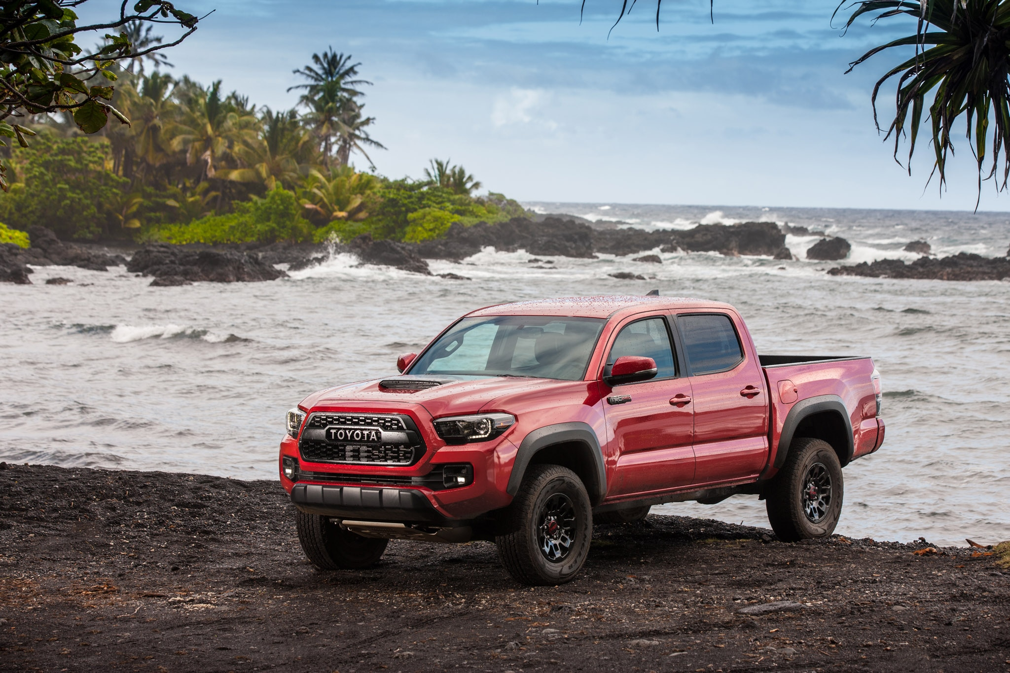 2017 Tacoma Trd Sport Price >> 2017 Toyota Tacoma TRD Pro First Drive Review | Automobile Magazine