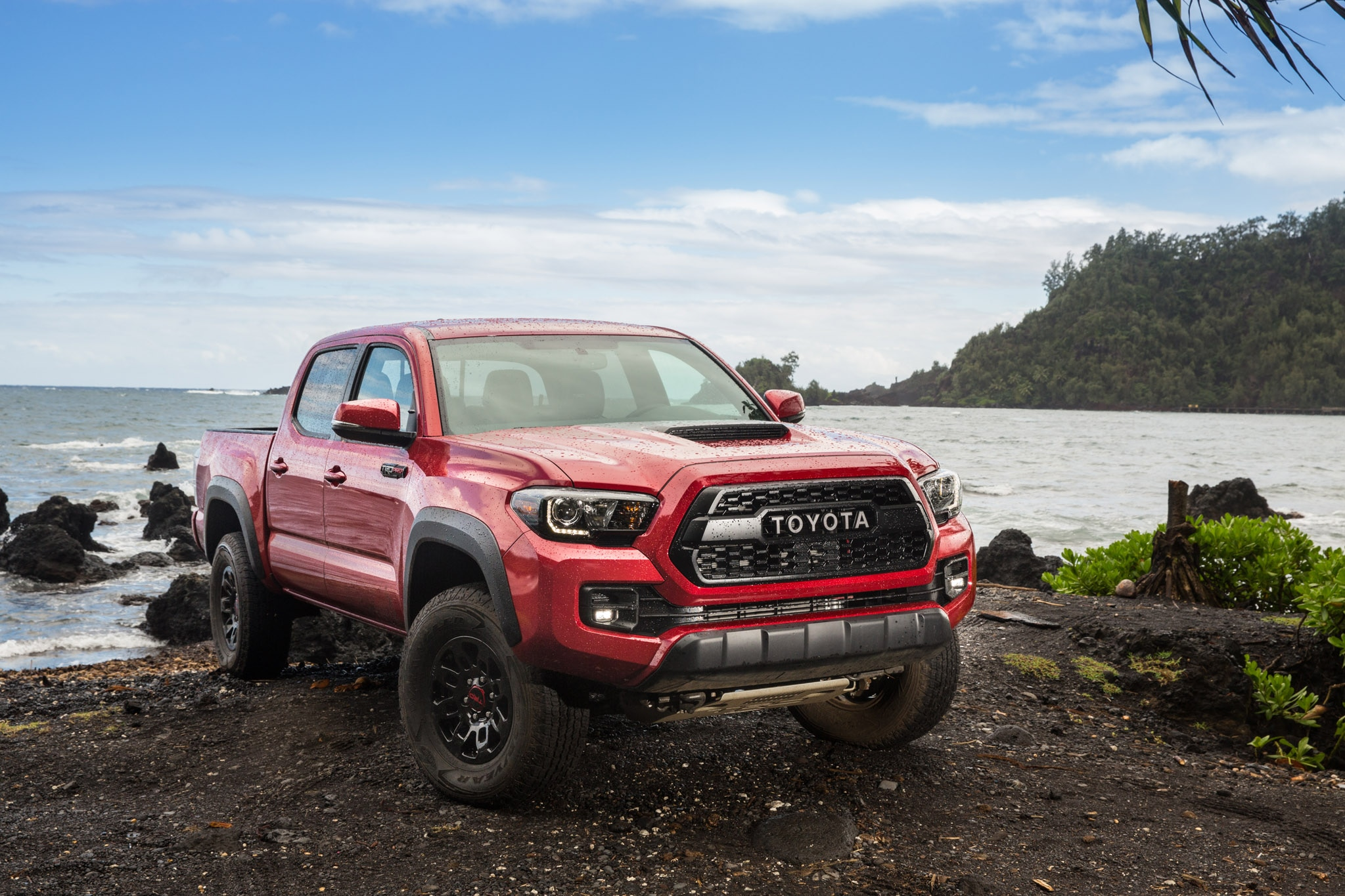2017 toyota tacoma trd pro first drive review automobile. Black Bedroom Furniture Sets. Home Design Ideas