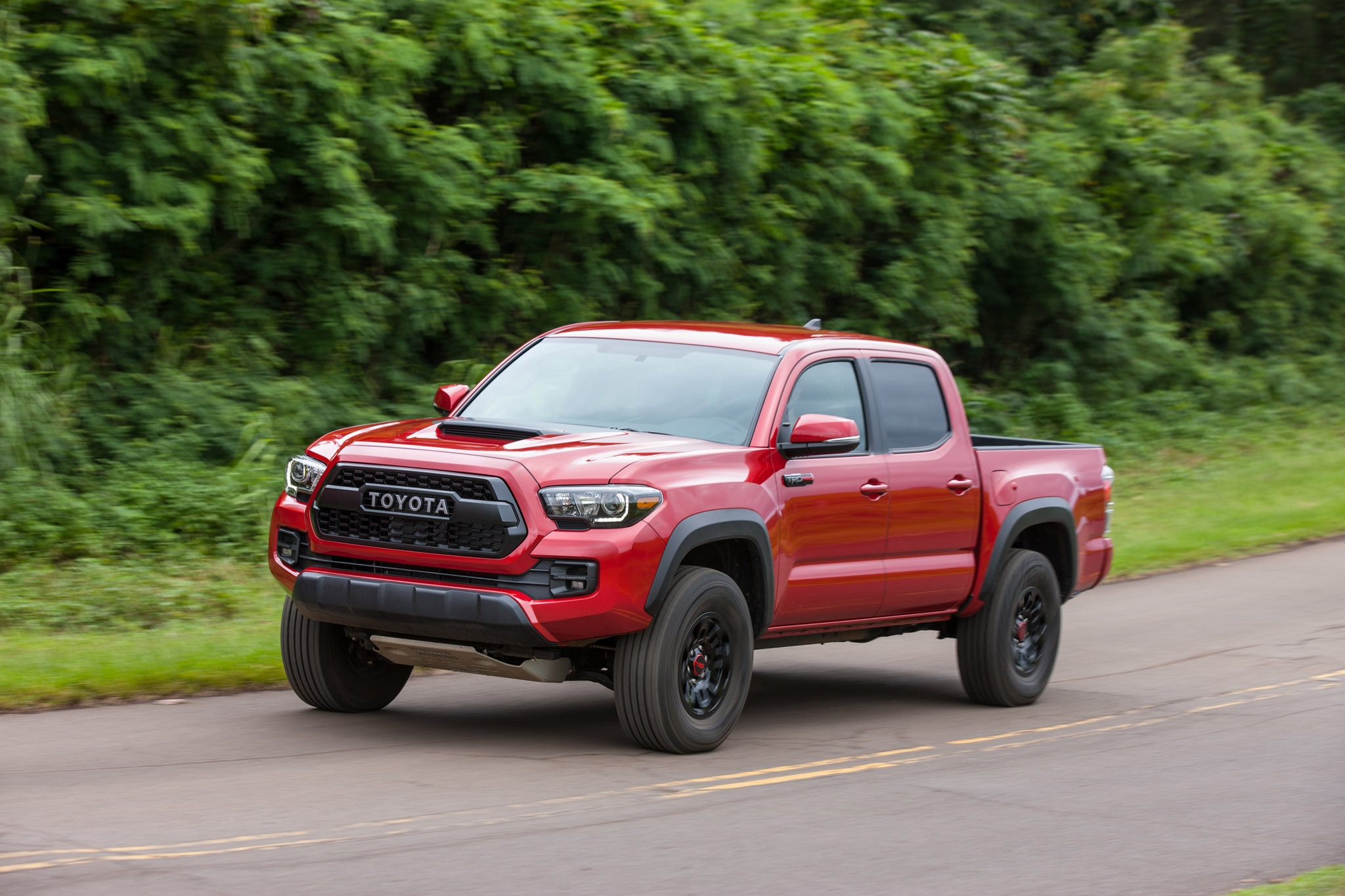 Wonderful 2017 Toyota Tacoma TRD Pro First Drive Review  Automobile Magazine