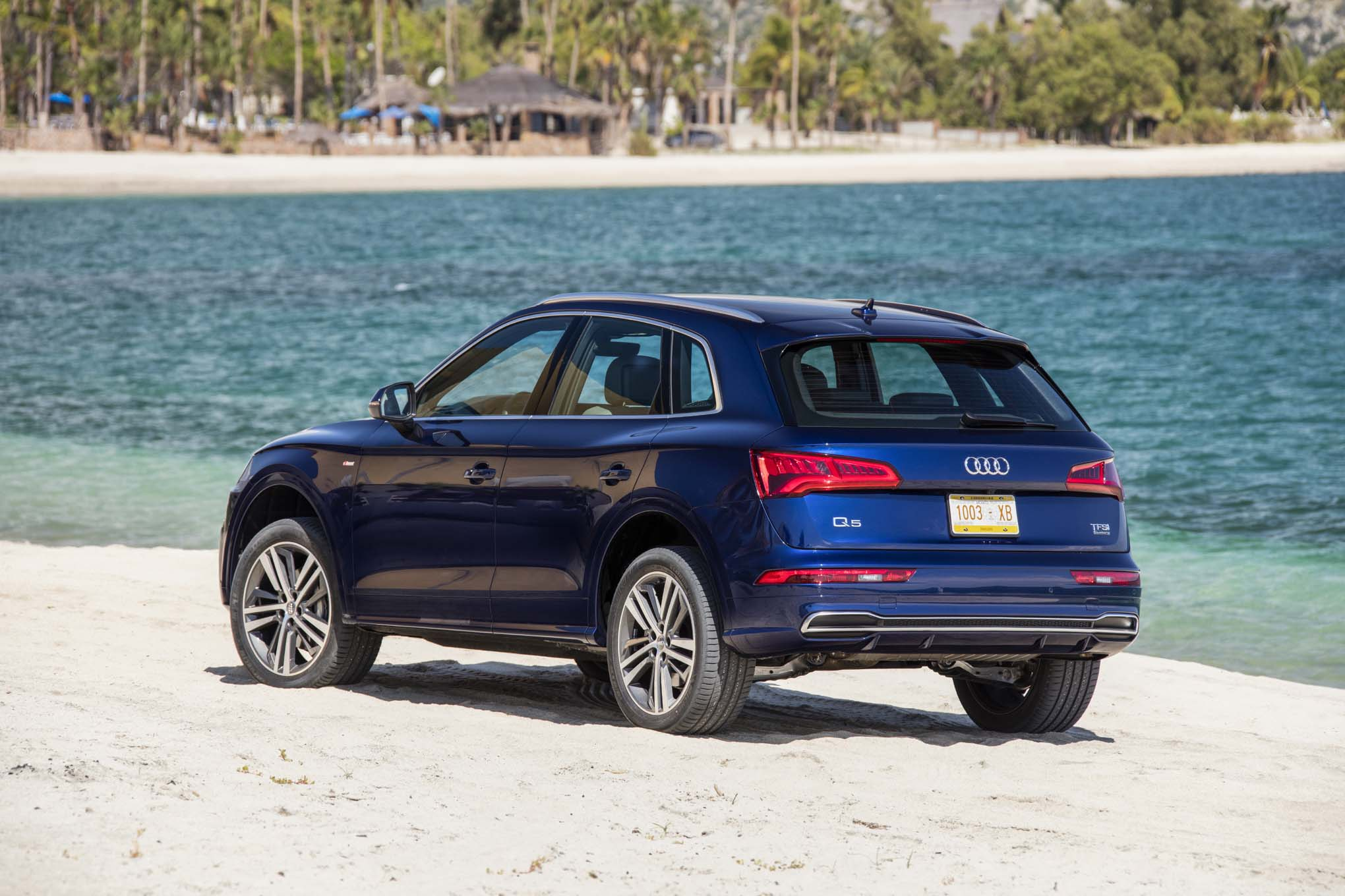 2018 Audi Q5 First Drive Review