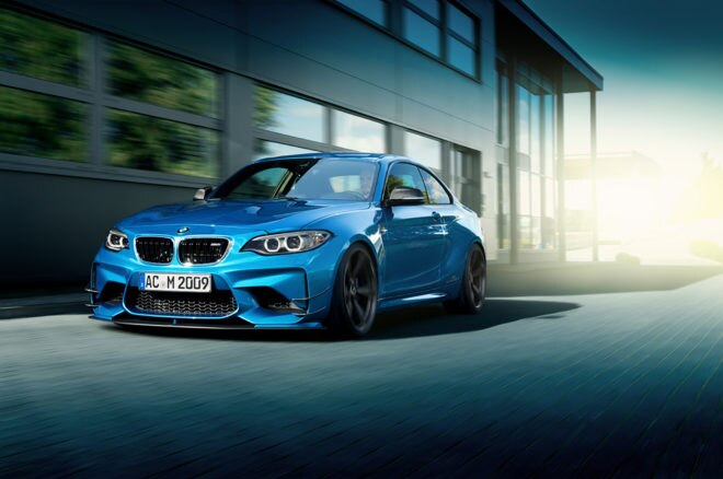 AC Schnitzer Adds Extra Power, Performance to BMW M2