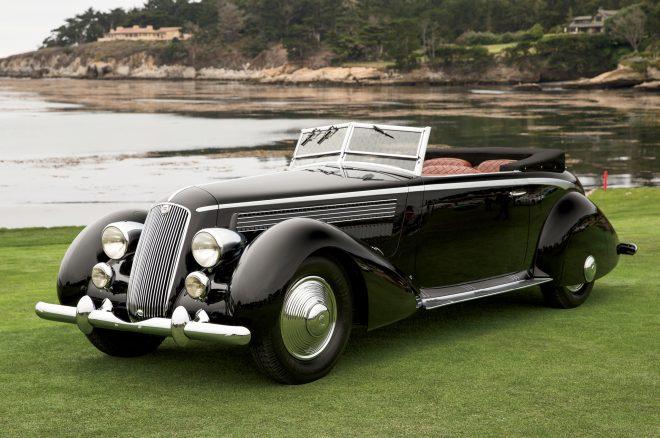 By Design 1936 Lancia Astura 660x438