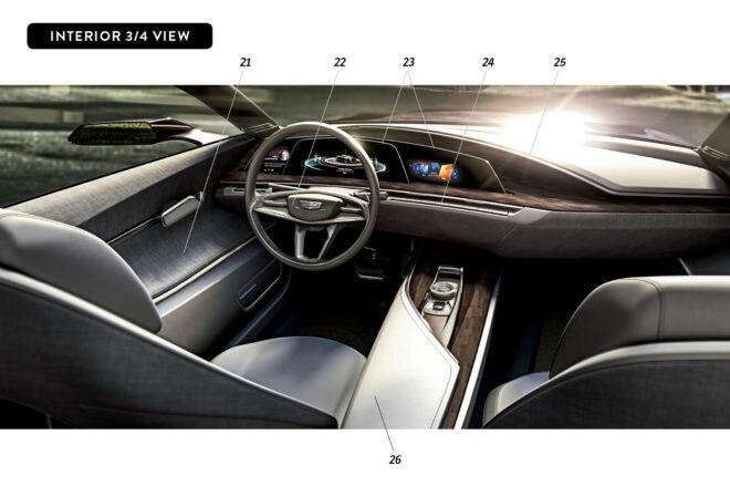 By Design Cadillac Escala interior 1