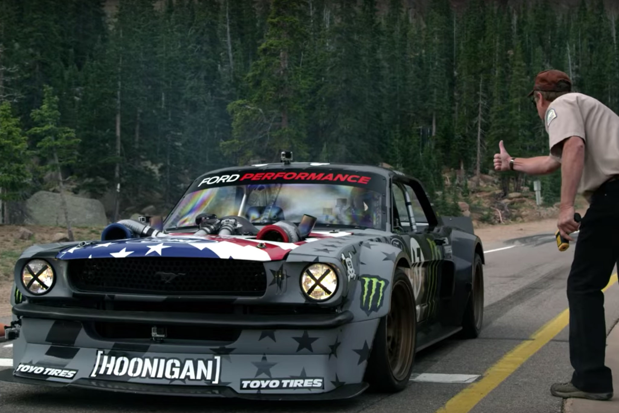 Ken Block S Climbkhana Is Your Next Addiction
