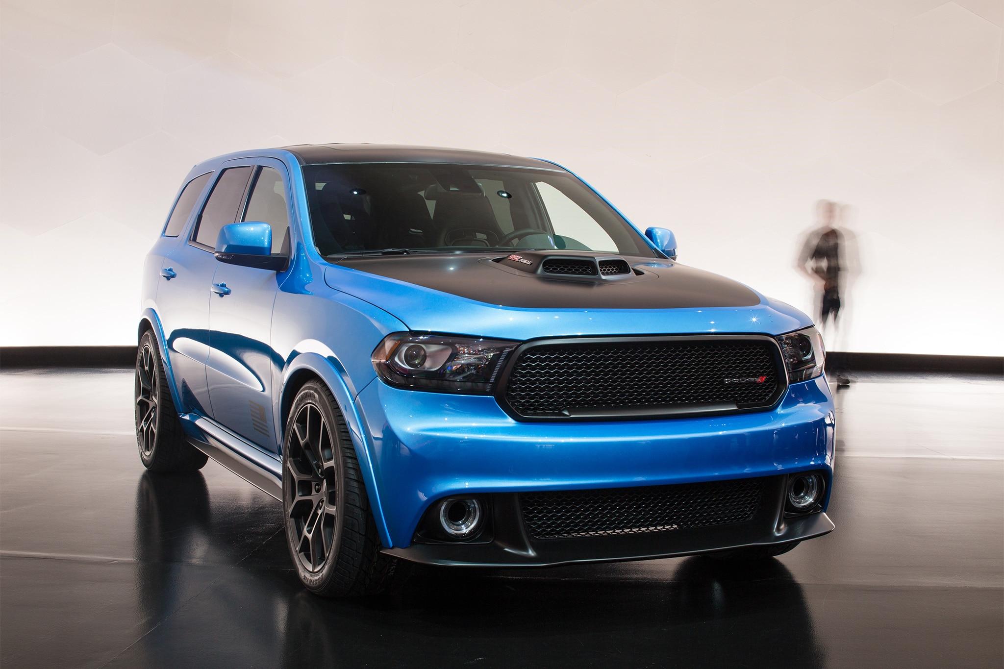 Sema 2016 Six Mopar Mods For A Macho World Automobile