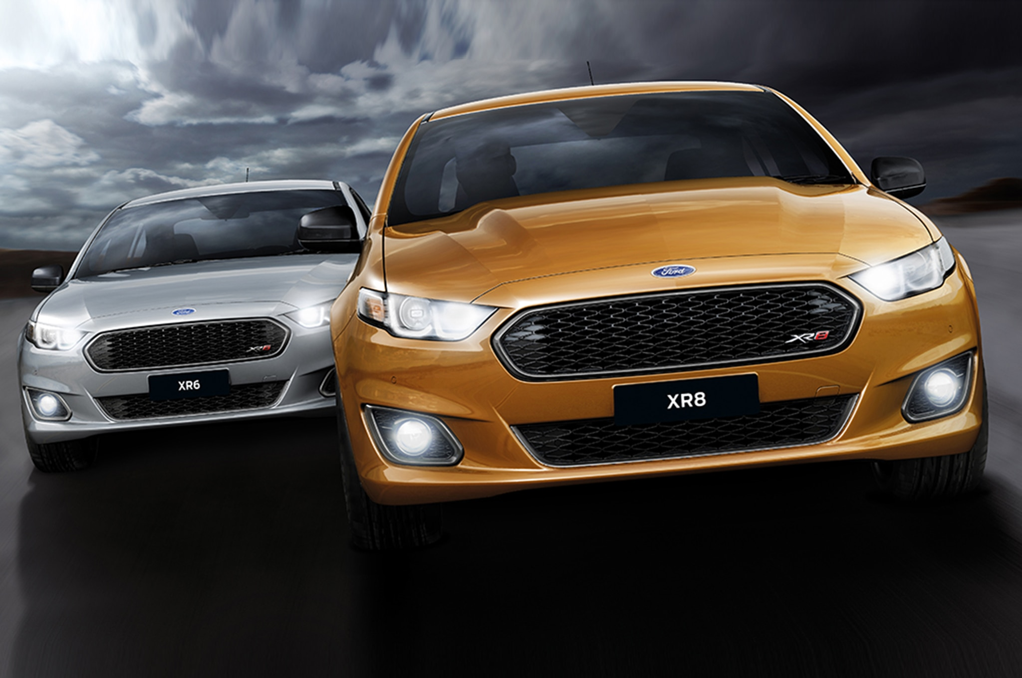 final ford falcon territory roll off production line in. Cars Review. Best American Auto & Cars Review