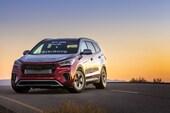 Hyundai Santa Fast concept front three quarters