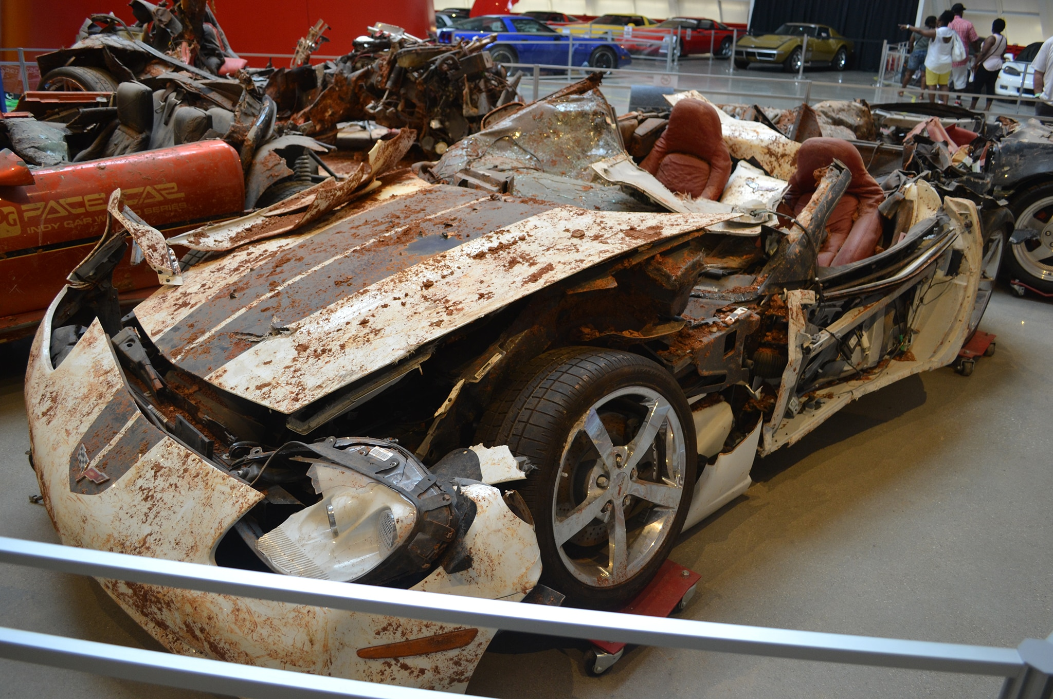 National Corvette Museum >> Nine Favorite Corvettes from the National Corvette Museum ...