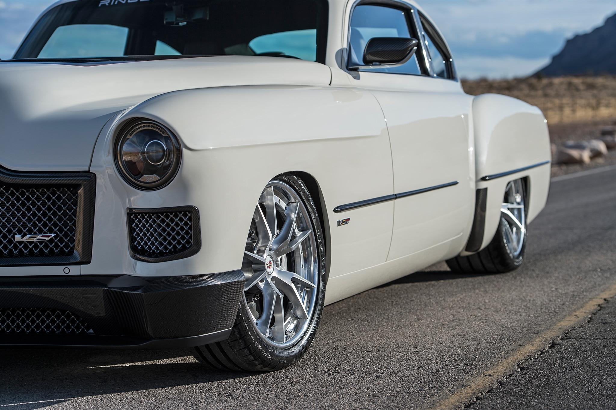 Sema 2016 Ringbrothers Custom 1948 Cadillac Automobile