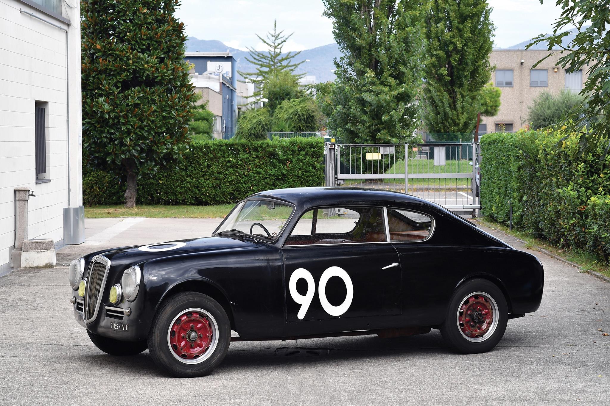 1951 Lancia Aurelia B20 Front Three Quarter RM Sothebys