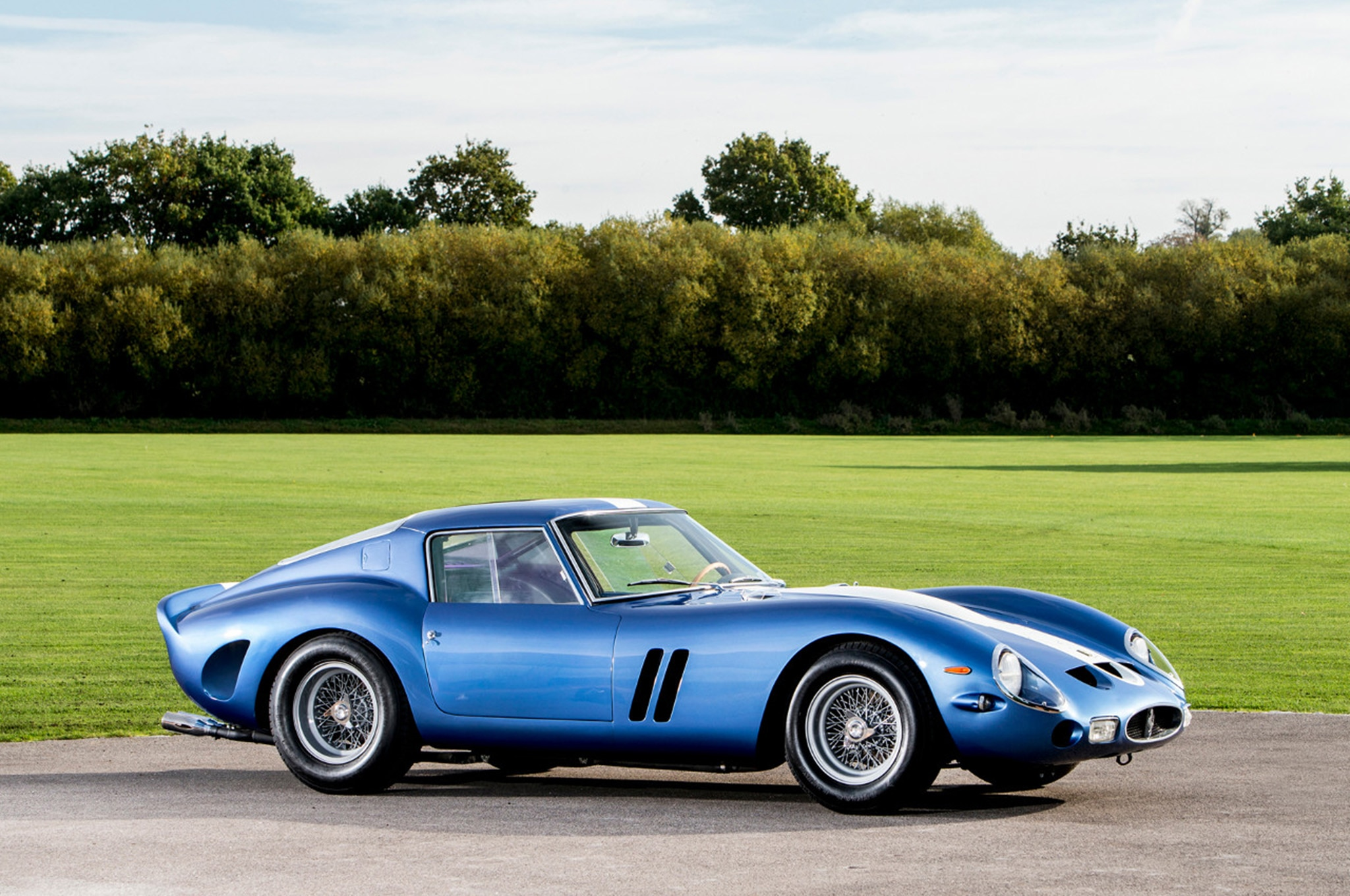 1962 ferrari 250 gto reportedly up for grabs for 56 million automobile magazine