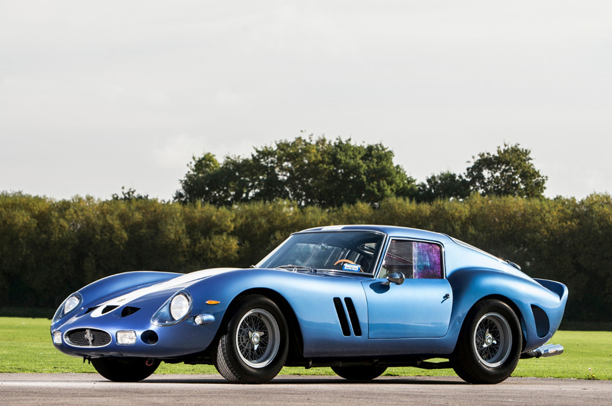 1962 ferrari 250 gto reportedly up for grabs for $56 million