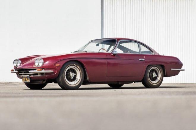 1968 Lamborghini 400 GT 2 2
