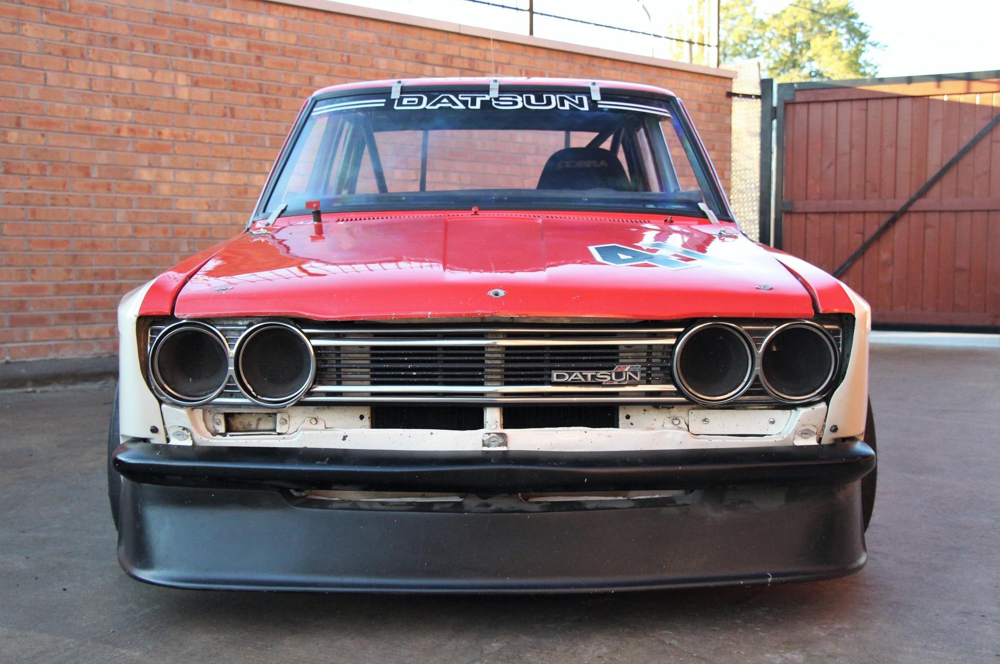 Just Listed Datsun Scca Race Car Automobile Magazine