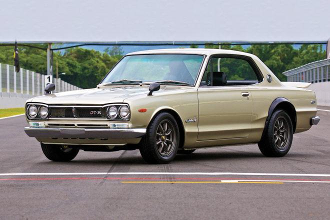 1972 Nissan Skyline GT R Hakosuka