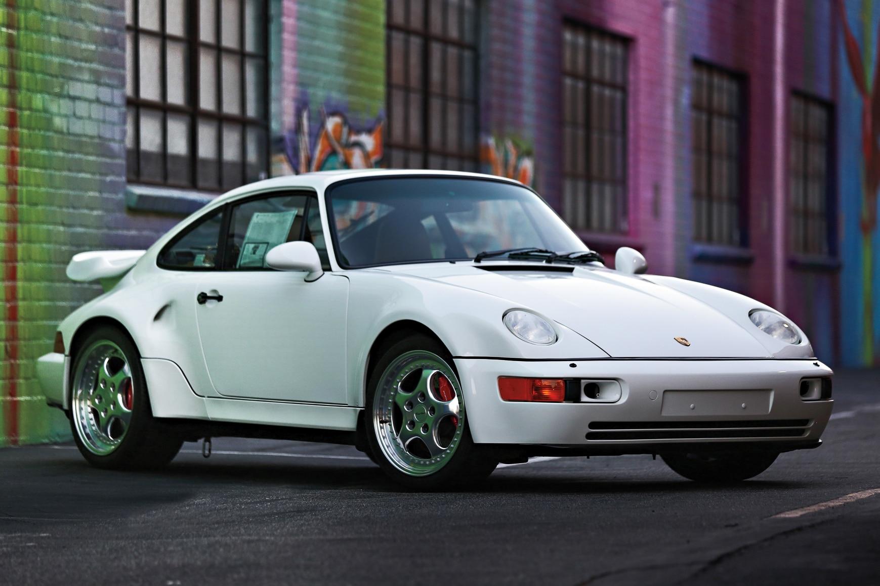 1994 Porsche 964 Turbo S 3 6 Flachbau