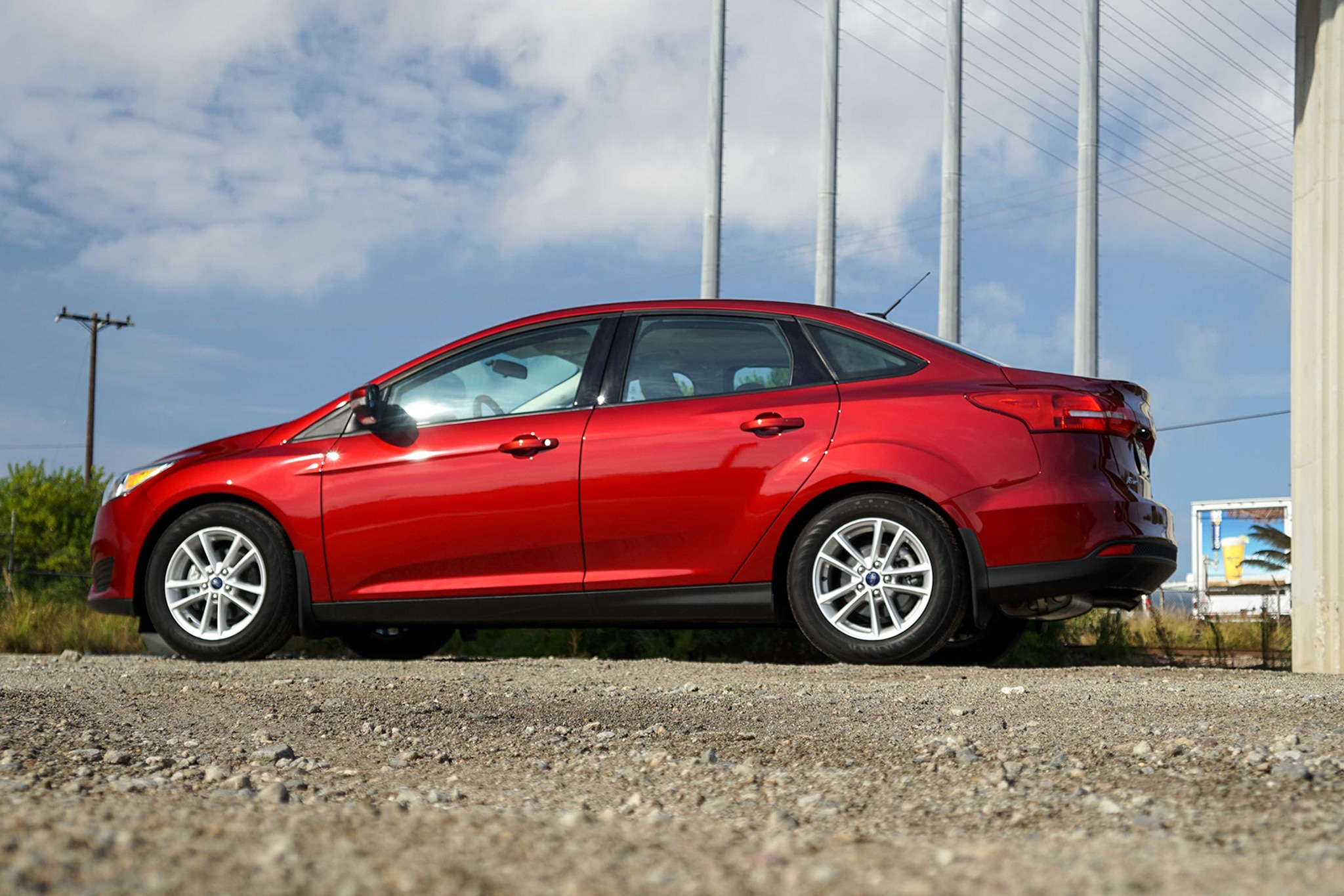 One Week With Ford Focus Se Sedan Automobile Magazine
