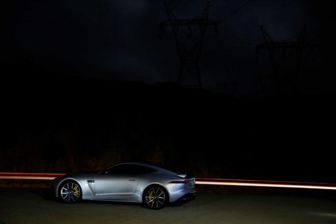 2016 Jaguar F Type SVR 57