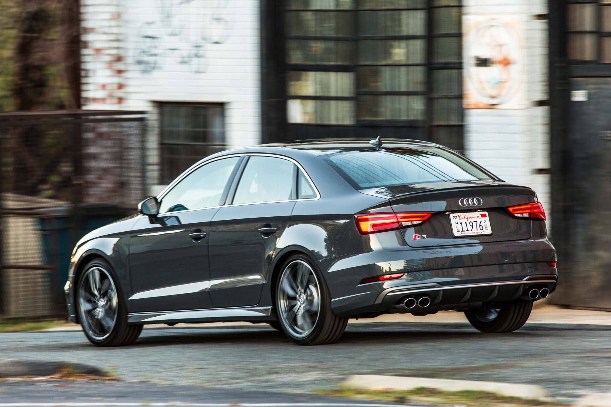 Audi S One Week Review Automobile Magazine - Audi s3