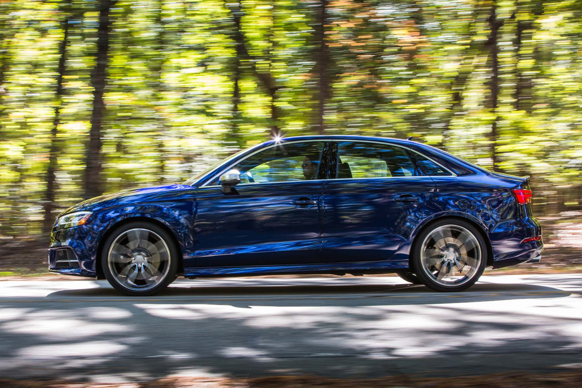 2017 Audi S3 First Drive Review Automobile Magazine