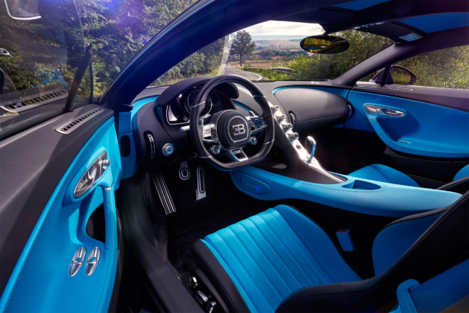 Thermal curtains - The Chiron S Interior Is Perhaps Its Least Captivating Asset But